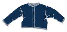 Carodel pulover za djevojčice