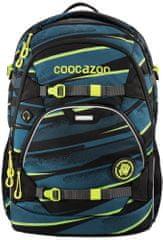 CoocaZoo Školský batoh ScaleRale, Wild Stripe, certifikát AGR