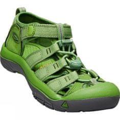 KEEN Gyerek szandálNewport H2 Rainbow Pack Fluorite Green JUNIOR