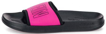 Calvin Klein dámské pantofle 35/36 růžová