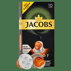 Jacobs Espresso Classico Intenzita 7 - 10 ks hliníkových kapsúl