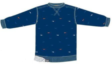 Carodel chlapecký svetr 122 modrá