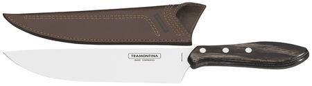 Tramontina Séfkés húsra + tok, fa dobozban