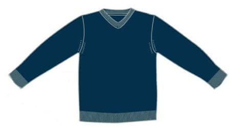 Carodel chlapčenský sveter 110 modrá