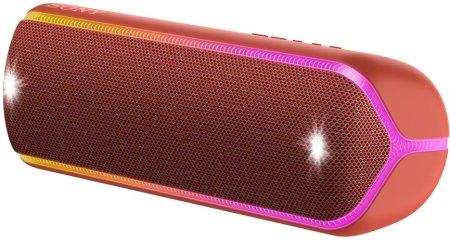 Sony SRS-XB32 prijenosni Bluetooth zvučnik, crvena