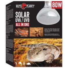 REPTI PLANET žarnica Solar UVA & UVB, 80 W