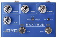 Joyo R-05 MAXIMUM OVERDRIVE Kytarový efekt