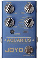 Joyo R-07 AQUARIUS DELAY/LOOPER Kytarový efekt