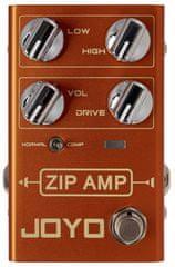 Joyo R-04 ZIP AMP COMPRESSOR/OVERDRIVE Gitarový efekt