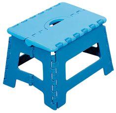 Kesper Stolička plastová modrá