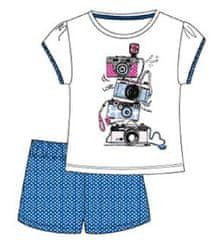 Carodel komplet majice i kratkih hlača za djevojčice