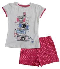 Carodel dievčenský set trička a kraťasov