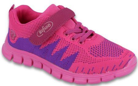 Befado dekliški športni copati Sport 516X022, 36, roza