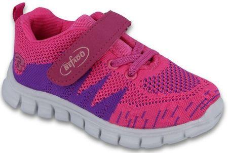 Befado dekliški športni copati Sport 516X023, 27, roza