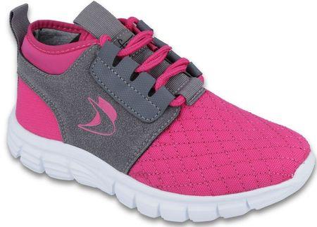 Befado dekliški športni copati Sport 516Y033, 35, roza