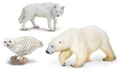 Safari Ltd. Állatok északról (3db)