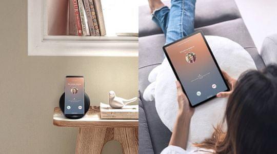 Samsung Galaxy Tab S5e, wygodna synchronizacja