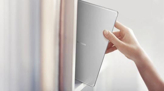Samsung Galaxy Tab S5e, lekki, cienki, wąski