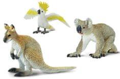 Safari Ltd. Ausztrália Állatok (3 db)