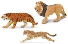 Safari Ltd. Wielkie koty (3 szt.)