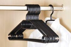 Kesper Ramínka černá, plastová 10 ks