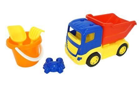 Adriatic kamion kiper 32 cm + kantica set 934