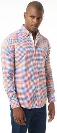 Jimmy Sanders pánska košeľa M viacfarebná