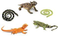 Safari Ltd. Hady a jaštery (5 ks)