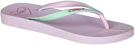 Coqui Dámské žabky Kaja Pastel Lila/Pastel Mint 1326-100-5859 (Velikost 37)