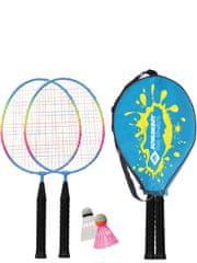 Schildkröt otroški badminton komplet Federball