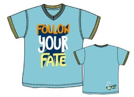 Carodel chlapčenské tričko 164 modrá