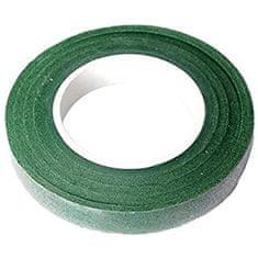 Decora Papírová páska na květinové dráty 12 mm 27 mm zelená