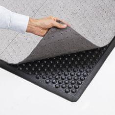 Černá protiúnavová sorpční rohož Eco Stance - 157 x 87 x 1,27 cm