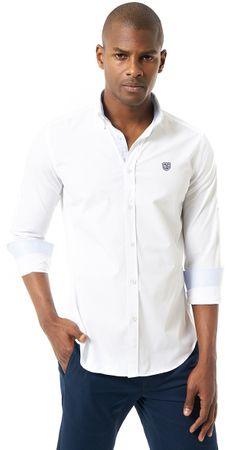Jimmy Sanders férfi ing M fehér