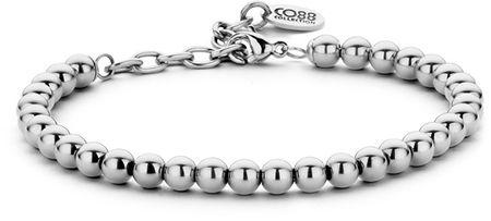 CO88 860-180-090246-0000 acél gyöngyből készült karkötő