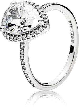Pandora Káprázatos ezüst gyűrű 196251CZ (áramkör 52 mm) ezüst 925/1000