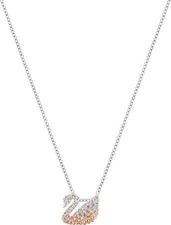 Swarovski Ogrlica iz labodja ICONIC SWAN 5215038