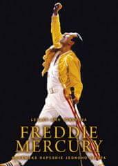 Jonesová Lesley-Ann: Freddie Mercury - Bohémská rapsodie jednoho života