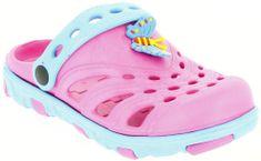 V+J dekliški sandali z metuljem