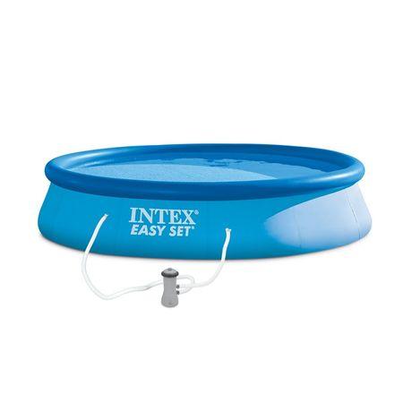 Intex 28158NP Easy Set Pool Medence szett (457x84 cm)