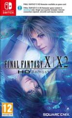 Final Fantasy X a X-2 HD (SWITCH)