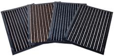 Westside Lábtörlő, Fekete, 60 x 80 cm