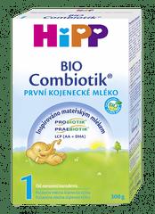 HiPP Kojenecké mléko počáteční HiPP 1 BIO Combiotik 300g exp. 06/2019