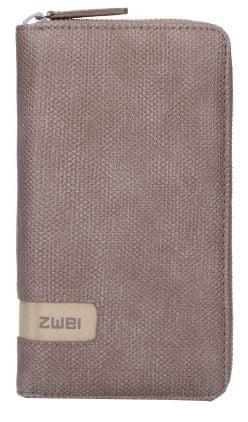 Zwei Női pénztárca M. Wallet MW2-canvas-taupe