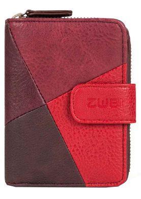 Zwei Női pénztárca Jana J1-piros