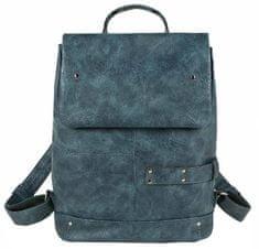 Zwei Dámský batoh Vintage VR13-blue