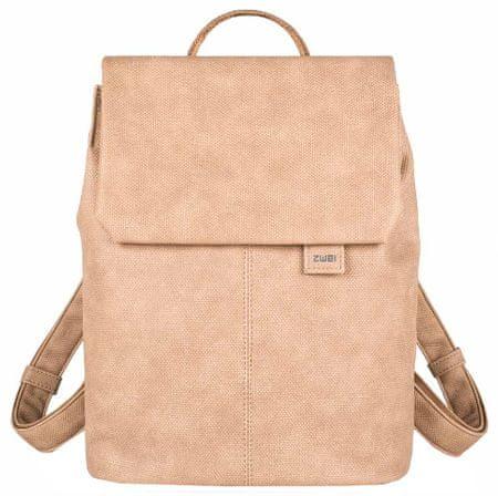 Zwei Damski plecak Mademoiselle M. MR13 -canvas korn