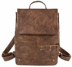 Zwei Dámský batoh Vintage VR13-brown