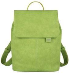 Zwei Dámský batoh MR13-nubuk green