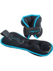 Gymstick Active uteži za zapestja in gležnje, 2 x 1 kg